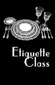 Etiquette Classes