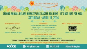 Second Annual Delray Marketplace Easter Egg Hunt