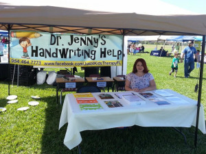 Dr. Jenny's Handwriting Help