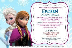 Frozen Enchanted Ball