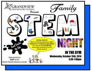 Grandview Preparatory School STEM Event