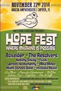Hope from Harrison- HopeFest