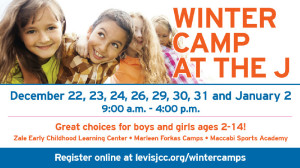 Winter Camp at Levis JCC
