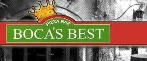 Boca's Best Pizza Bar