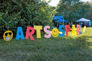 Sugar Sand Park's Art's Spark Kids Fest