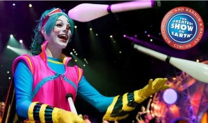 """Ringling Bros. and Barnum & Bailey Presents """"Legends"""""""