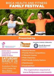 Boca Health & Fitness Family Festival