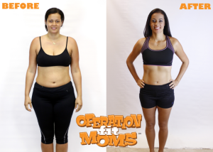 Operation Fit Moms – 60 Day Nutrition & Fitness Program SPECIFICALLY designed for MOMS!