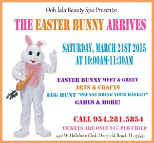 The Easter Bunny Arrives!