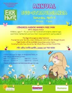 Annual Egg-Stravaganza