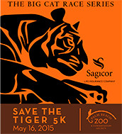 Save The Tiger 5k, Presented by Sagicor