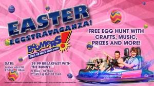 Boomers Eggstravaganza
