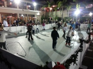 Portable Ice Rinks