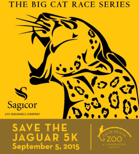 Save The Jaguar 5k, Presented by Sagicor