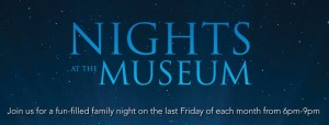 Alien Invasion Nights at the Museum
