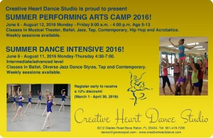 Creative Heart Dance Studio