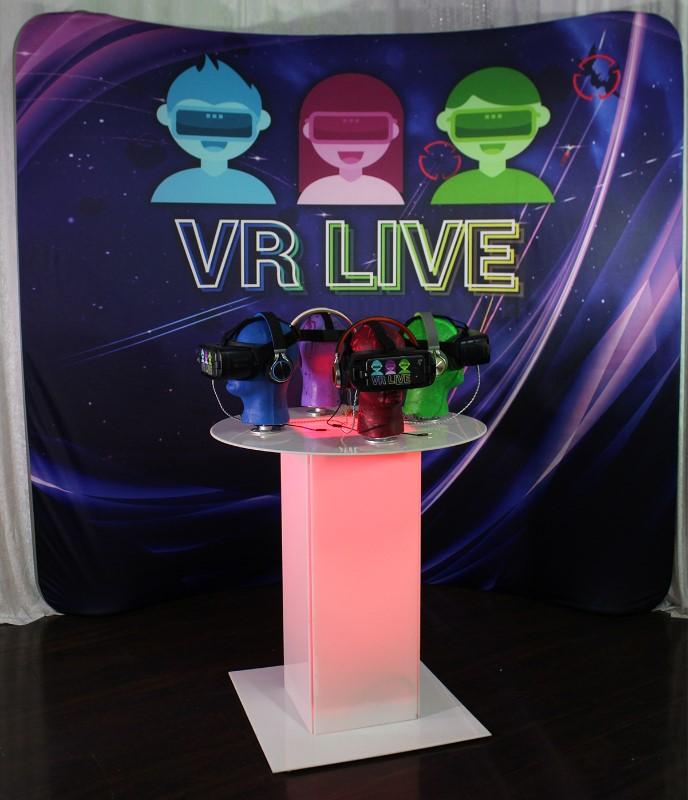 VRLiveSet-Up